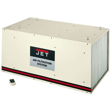 air filtration system jet 708615 afs 2000 1700cfm air filtration system 3 speed with remote