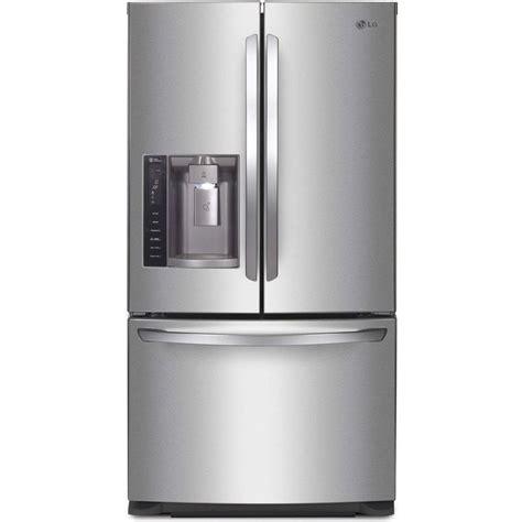 Refrigerator: astounding lg refrigerators lowes White
