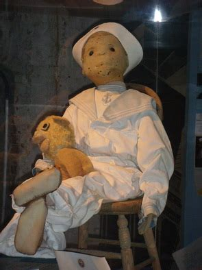 haunted doll robertina robert the haunted doll the paranormal guide