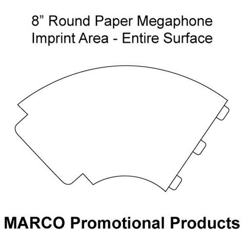 megaphone template the world s catalog of ideas