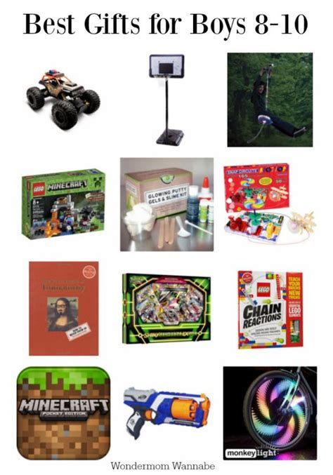 top christmas gifts for 9 year old boys a list of the best gifts for 8 to 10 year boys gift guides for 10 years