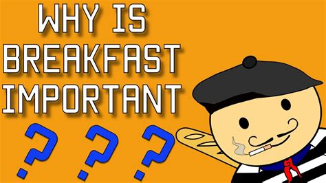 breakfast the most important meal of the day by ross revelee