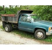GMC 1 Ton Dump Truck For Sale