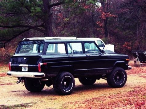 wagoneer jeep lifted 38 best jeep cherokee chief images on pinterest cherokee
