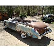1949 Buick Super Convertable