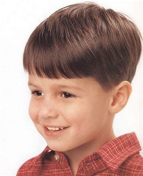Todler Boys Layered Hairstyles | childrens hairstyles