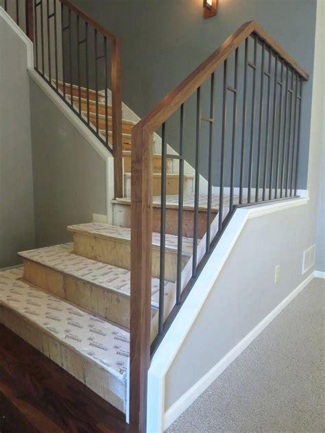 home interior railings 2018 interior stair railing mathifold org