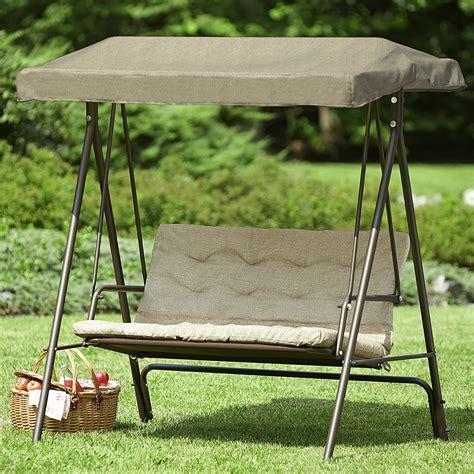 Essential Garden 2 Seat Garden Swing Limited Availability
