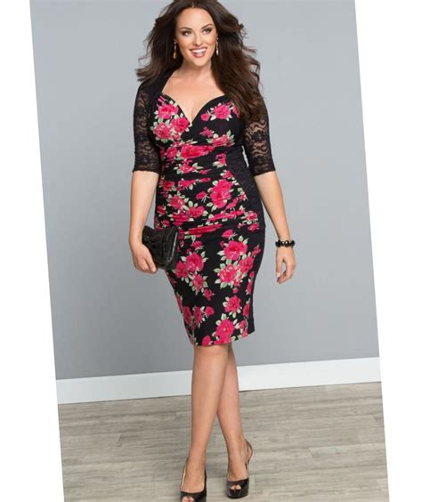 Plus Size Wedding Dresses On Plus Size Models by Plus Size Model Dress Size Pluslook Eu Collection