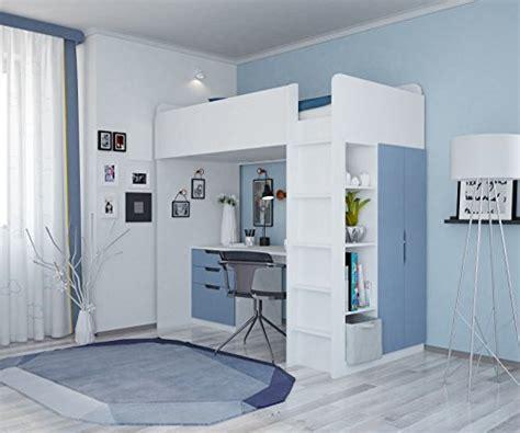 Hochbett Mit Schreibtisch Und Kleiderschrank 7 by Hochbett Schreibtisch Gebraucht Kaufen Nur 3 St Bis 60