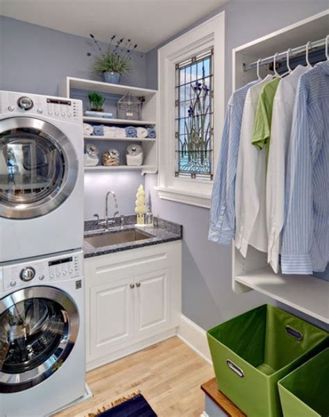 space saving laundry five great ideas for a reved laundry room