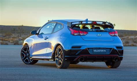the new hyundai veloster new hyundai veloster n is a ford focus st beating