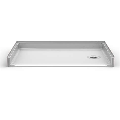 54 X 36 Shower Base by Beveled 54 Quot X 36 Quot Shower Pan Beveled Threshold 3 4