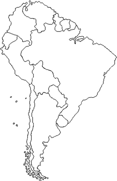 south america map dwg find the south american countries