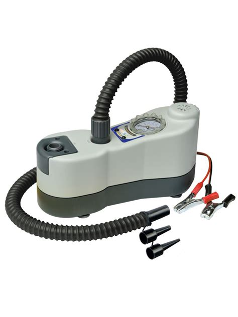 inflatable boat electric air pump bravo inflatable boat rib kayak 12v air pump electric