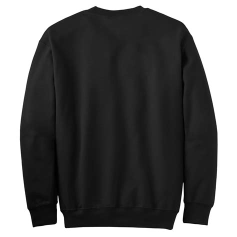 Sweatshirt Black gildan 12000 dryblend crewneck sweatshirt black fullsource