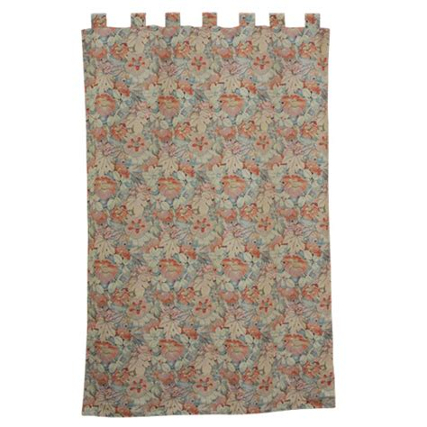 victorian door curtain antique victorian floral door curtain