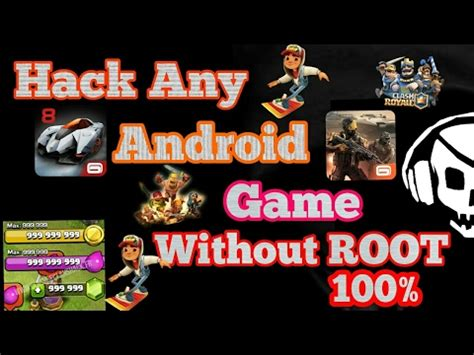 mod any android game no root mod any android game and get unlimited coins money no