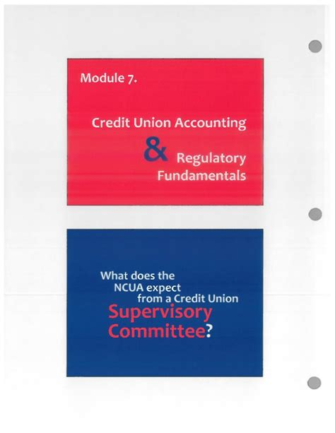 Credit Formation Gerant 2015 credit union supervisory committee development