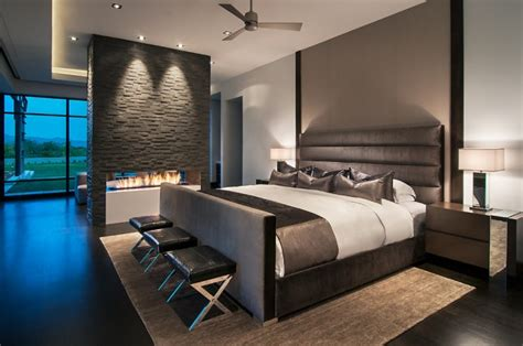 Masculine Bed Frames And Inspiring Bedroom Interior Ideas Masculine Bed Frames