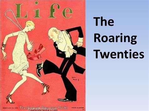 the roaring twenties pictures the roaring twenties