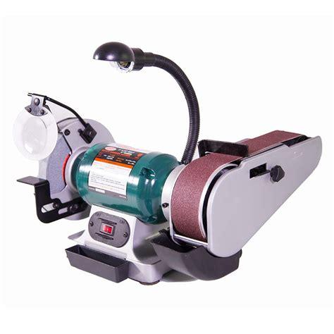 combo  bench grinder   sander  light toolots