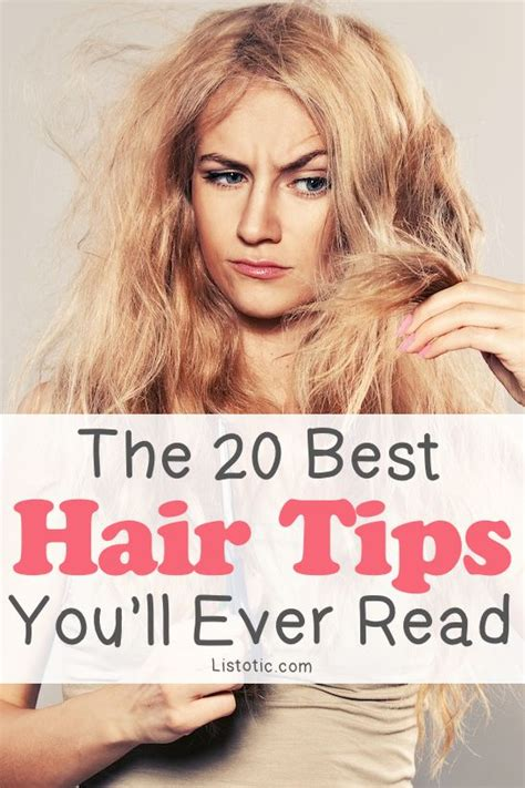 20 best beauty tips and tricks for women 20 of the best hair tips and tricks with pictures