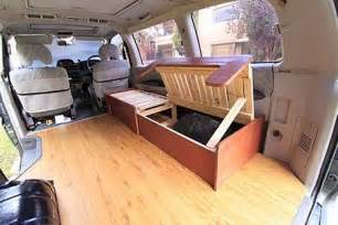 diy rv sofa bed 12 best images about renault trafic conversion on
