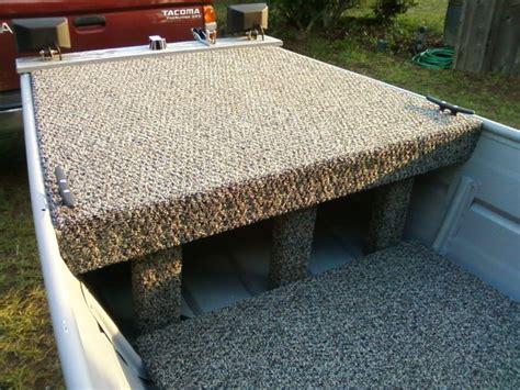 jon boat rubber flooring decking floors tops
