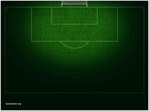 3d soccer pitch powerpoint template template football powerpoint template