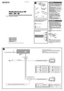 sony cdx gt210 install car radio manual for free now 1ba23 u manual