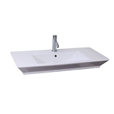 composite bathroom sinks the home depot - Composite Bathroom Sinks