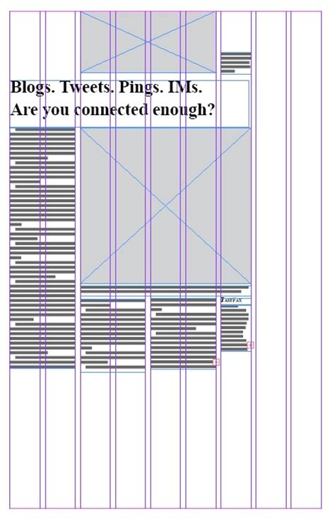 magazine layout grid indesign 1000 images about layout grids on pinterest magazine