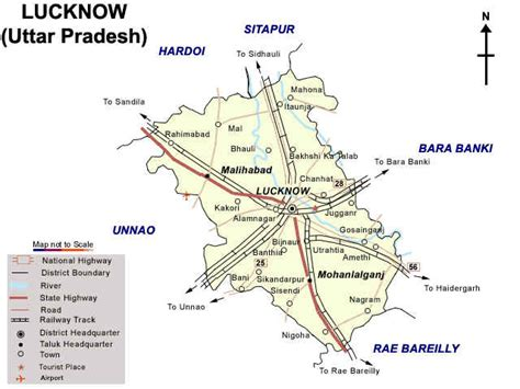 map of lucknow city information about lucknow nic in lucknow nic in