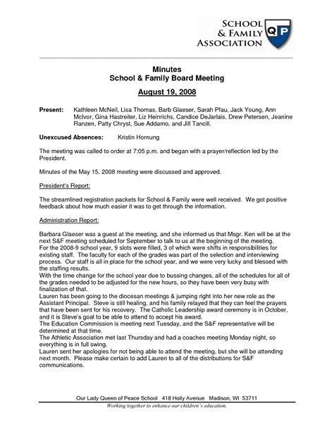 free microsoft word minutes template best agenda templates meeting