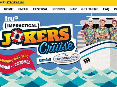 the impractical jokers cruise trutv sweepstakes - Trutv Sweepstakes
