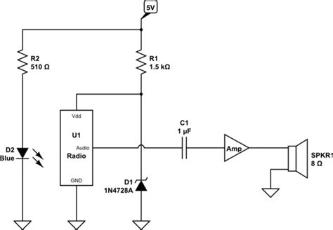 3 3 volt zener diode circuit led as zener is this a way to lower the bom cost electrical engineering stack exchange
