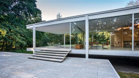 mies der rohe casa farnsworth mies der rohe o mestre do minimalismo na arquitetura