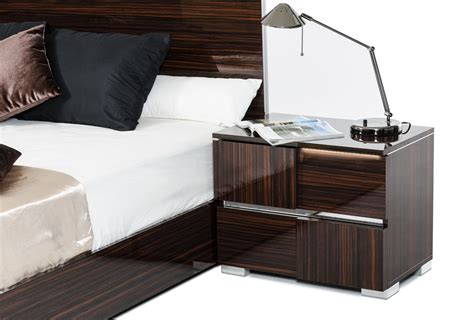 lacquer bedroom set picasso italian modern ebony lacquer bedroom set