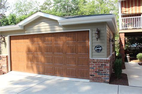 dunlap garage 2 ark home improvements 183 custom addition