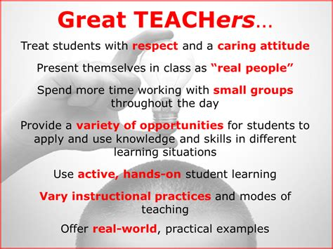 Evaluating All Teachers Of Learners And Students With Disabili great teachers allthingslearning