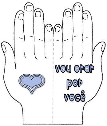 cartão de oração mãos | sandra mac | flickr