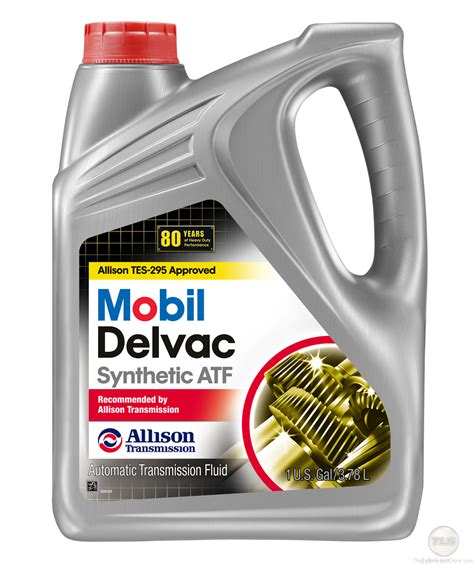 mobil delvac synthetic atf mobil delvac synthetic atf allison tes 295 mb approval