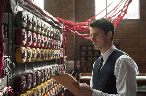 american film enigma machine the imitation game puts the spotlight on alan turing and
