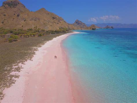 labuan bajo  pulau padar long beach pink beach