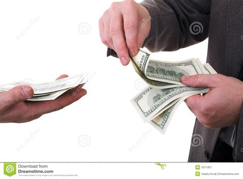 Of Getting by Getting Money Royalty Free Stock Photography Image 1671407