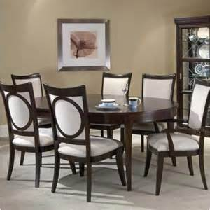 amazon com affinity leg table dining room set by broyhill furniture