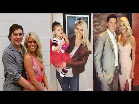 t. j. oshie's wife lauren cosgrove 2018 youtube