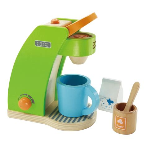 qiddie speelgoed houten koffiemachine hape toys kopen bekijk qiddie