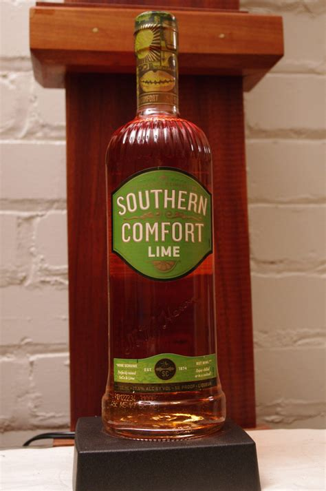 southern comfort classification southern comfort lime spirits review